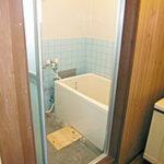 風呂(和室二間タイプ)